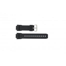 Klokkerem Casio DW-004C-1VST / DW-9051-DW-9052 Plast Svart 16mm