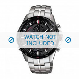 Klokkerem Casio EQS-A500DB-1AVER / 10427996 Stål 22mm