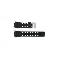 Klokkerem Casio GLS-8900-1W / 10457909 Silikon Svart 16mm