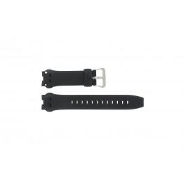 Klokkerem Casio GW-1400A-1AVV / 10165470 Silikon Svart 23mm