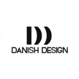 Klokkerem Danish Design IV13Q778 Lær Svart 24mm