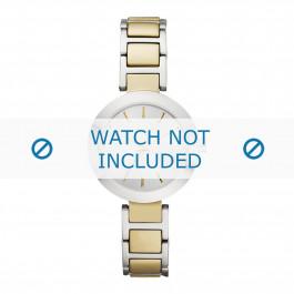 DKNY klokkerem NY2401 Metall Gull 12mm