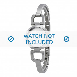 DKNY klokkerem / veske kombinasjon NY8540 Metall Sølv 8mm