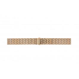 Fossil klokkerem ES-3713 Stål Gull (Rosé) 16mm