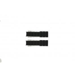 Klokkerem Festina F16775/1 Stål/Silikon Svart 17mm