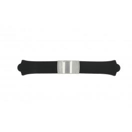 Klokkerem Festina F16044.4 Gummi Svart 20mm