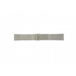 Davis klokkerem BB0810 Stål Sølv 20mm