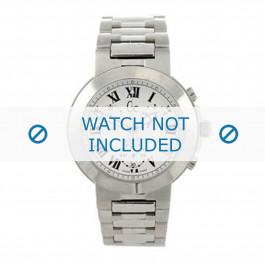 Guess klokkerem 25500G / GC13500  Metall Sølv