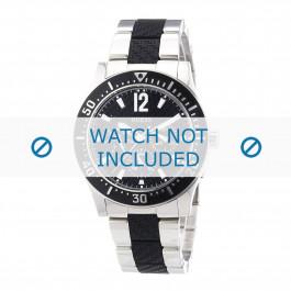 Guess klokkerem W15067L1 Metall Sølv