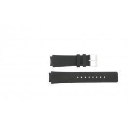 Klokkerem Danish Design IQ12Q890 Lær Svart 18mm