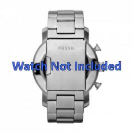Klokkerem Fossil JR1353 Stål 24mm
