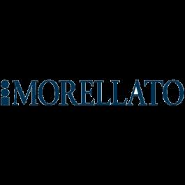 Morellato klokkerem Thin D2860220017CR08 / PMD017THINC08 Krokodilleskinn Hvit 8mm