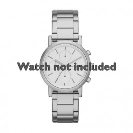 DKNY klokkerem NY-2273 Stål Sølv 20mm