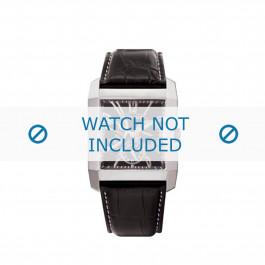 Klokkerem Police PL-10966MS/02 Lær Svart 26mm