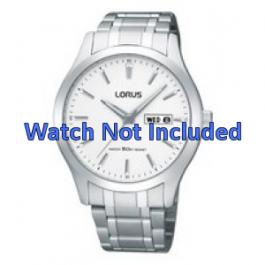 Lorus klokkerem VX43-X074 Stål Sølv 20mm