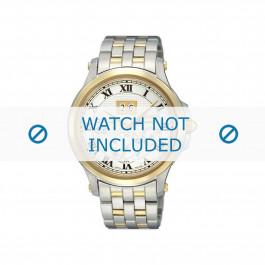 Seiko klokkerem SNP042P1 / 7D48-0AG0 03B / M0NB111C0 Metall Sølv 20mm