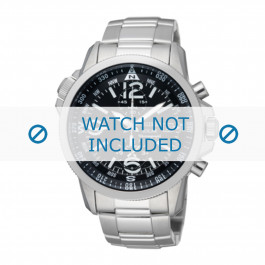 Klokkerem Seiko V172-0AG0 / SSC075P1 / M0E6314J0 Stål 21mm