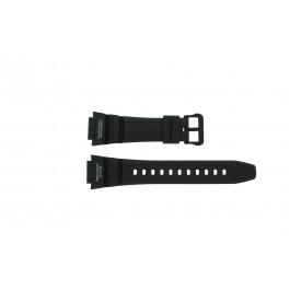 Klokkerem Casio SGW-500H-1BV Plast Svart 18mm