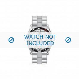 Klokkerem Tommy Hilfiger TH1790606 / TH-01-1-14-0600 / TH679000600 Stål 24mm