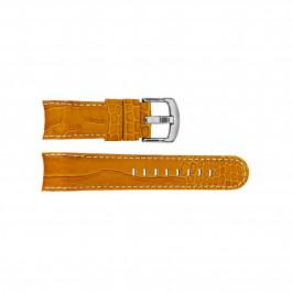 Klokkerem TW Steel TWB115L Lær Oransje 24mm