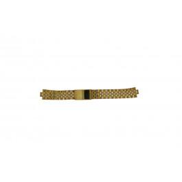 Klokkerem Morellato U0492125 Stål Forgylt 18mm