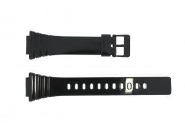 Casio klokkerem 10435844 Plast Svart 18mm