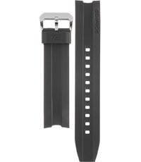 Casio klokkerem 10440282 Plast Svart 20mm