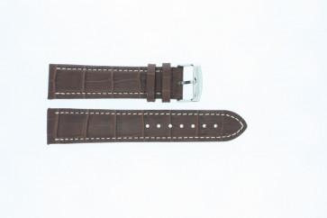 Klokkerem Condor 308R.02 Lær Brun 18mm