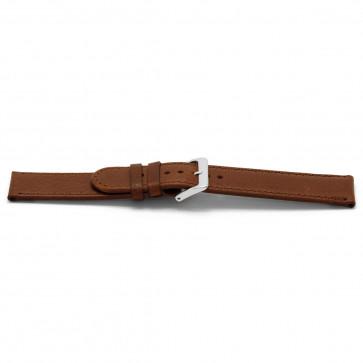 klokkerem lær brun 22mm EX-H401Z