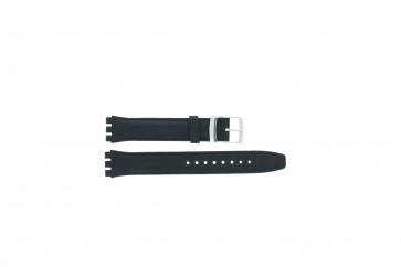 klokkerem for Swatch marineblå WP-51643-17mm