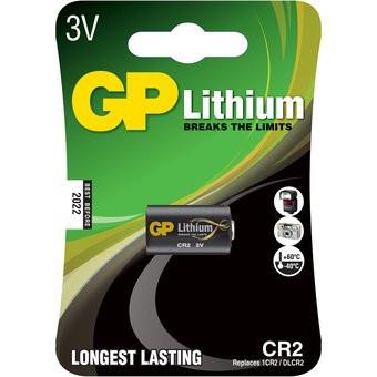Gp Bildebatteri CR2