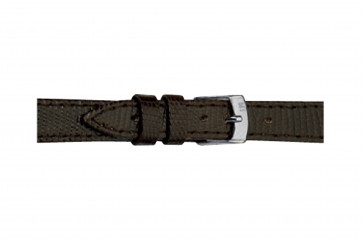 Morellato klokkerem Livorno Gen.Tejus D2116372030CR08 / PMD030LIVORT08 Lizard lær Brun mørk 8mm + standard sømmer
