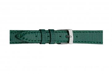 Morellato klokkerem Violino Gen.Lizard X2053372072CR10 / PMX072VIOLIN10 Lizard lær Grønn 10mm + standard sømmer
