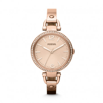 Fossil klokkerem ES3226 / ES3745 Metall Rose 8mm