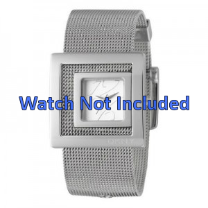 DKNY klokkerem NY4302 Stål Sølv 24mm