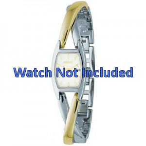 Klokkerem DKNY NY4634 Case / Strap Stål Bi-farge 13mm