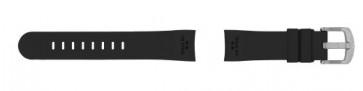 Klokkerem TW Steel TWB99 Gummi Svart 22mm