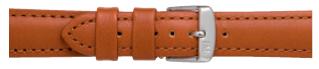 Morellato klokkerem Botero U2226364041CR24 / PMU041BOTERL24 Glatt lær Brun 24mm + standard sømmer