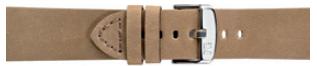 Morellato klokkerem Bramante X4683B90027CR24 / PMX027BRAMAN24 Glatt lær Kremhvit / Beige 24mm