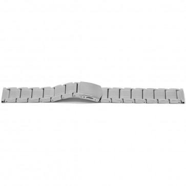 Klokkerem YI33 Metall Sølv 24mm