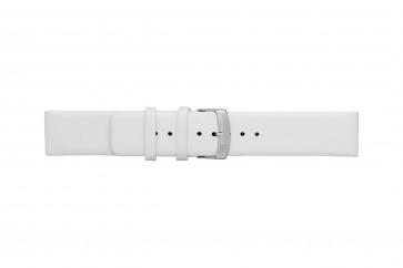 Morellato klokkerem Large X3076875017CR26 / PMX017LARGE26 Glatt lær Hvit 26mm