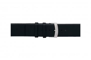 Morellato klokkerem Large X3076875019CR26 / PMX019LARGE26 Glatt lær Svart 26mm