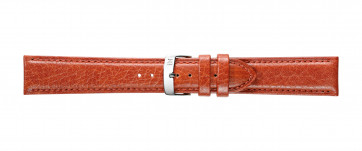 Morellato klokkerem Fresbee X4335713041CR24 / PMX041FRESBEI24 Lær Brun 24mm + standard sømmer