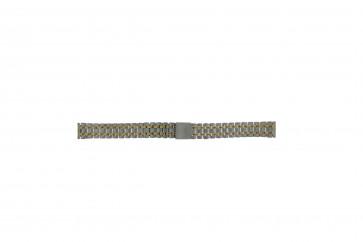 Morellato klokkerem A02D01811090140099 Stål Sølv 9mm