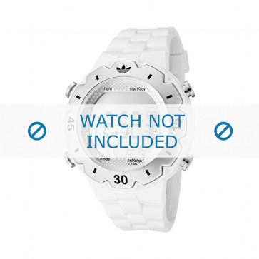 Adidas klokkerem ADH1768 Silikon Hvit 16mm