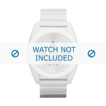 Adidas klokkerem ADH2703 Silikon Hvit 22mm