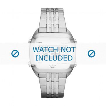 Adidas klokkerem ADH2733 Stål Sølv 24mm