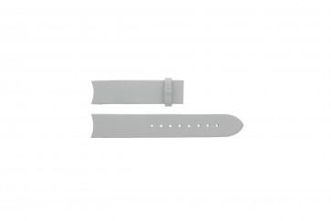Breil klokkerem TW0287 / BW0172 Lær Hvit 18mm