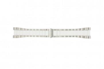Breil klokkerem BW0224 Stål Hvit 27mm