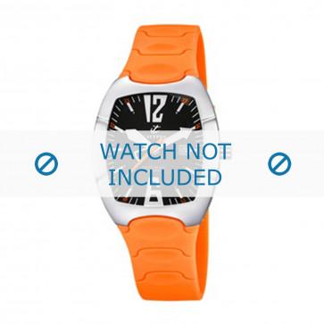 Calypso klokkerem K5161-9 Gummi / plast Oransje 11mm